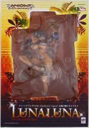 ホビージャパン クイーンズブレイド 太陽の踊り手ルナルナ ランチョンマット無し