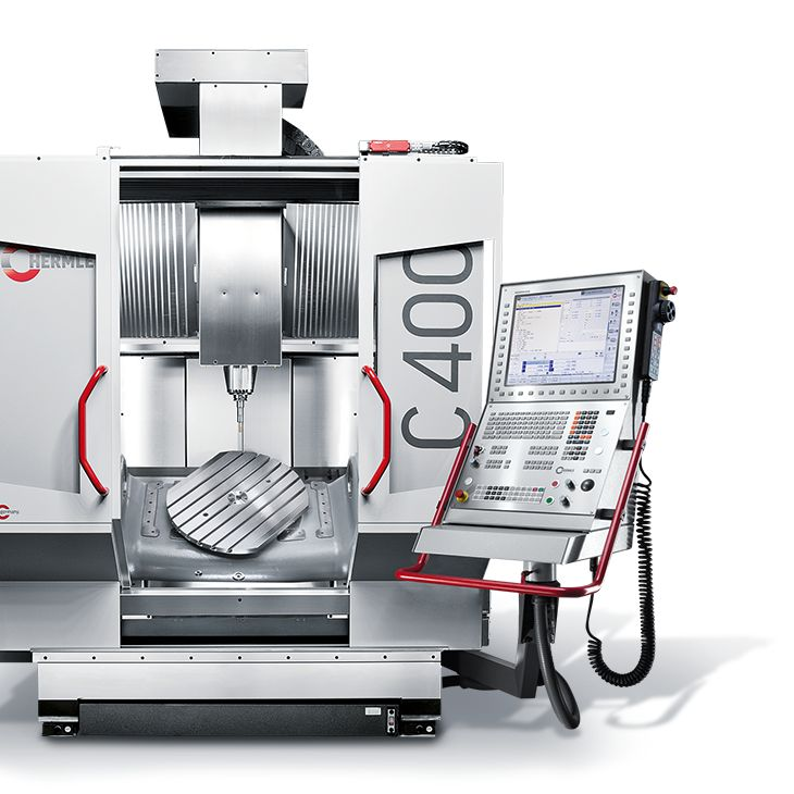 C 400 - 5-Achs CNC Fräsmaschine