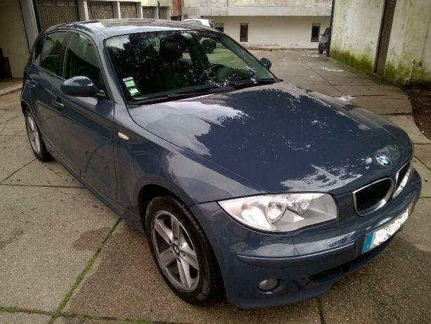 BMW 120d preços usados