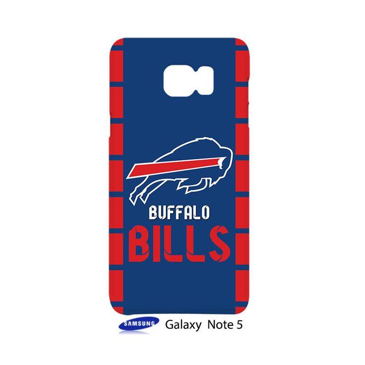 Buffalo Bills Samsung Galaxy Note 5 Case Cover Wrap Around