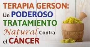 La terapia Gerson es un poderos tratamiento natural que ayuda contra el cáncer, artritis, enfermedad cardiaca y muchas otras enfermedades degenerativas. http://articulos.mercola.com/sitios/articulos/archivo/2015/05/23/la-terapia-gerson-para-el-tratamiento-contra-el-cancer.aspx