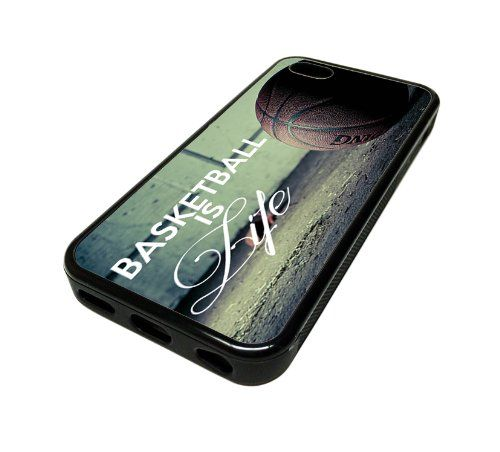 Apple iPhone 5C 5 C Case Cover BasketBall Is Life Baller Quote Cute DESIGN BLACK RUBBER SILICONE Teen Gift Vintage Hipster Fashion Design Art Print Cell Phone Accessories MonoThings,http://www.amazon.com/dp/B00GPSA69Q/ref=cm_sw_r_pi_dp_IF7Hsb1VYN80GRHM