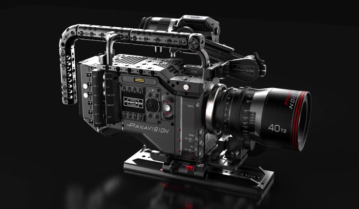 Panavision, Light Iron, and RED Digital Cinema team up to create the ultimate 8K camera for professional filmmakers.