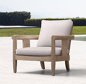coronado weathered grey teak outdoor furniture cg restoration hardware
