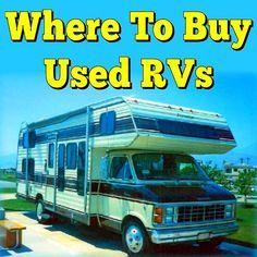 Where to Buy Used RVs... Read More: http://www.everything-about-rving.com/used-motorhomes.html Happy RVing! #usedrv #everythingaboutrving #GoRVing #FindYourAWAY #RVlife #RVing #RV #RVs #RVers #Wanderlust #Explore #Adventure #Nature #RVLiving #CampLife #FullTimeRVer #Roadtrip #Travel #RVsofAmerica #HomeIsWhereYouParkIt #Camping #RVPark #Hiking #MotorHome #MotorHomes #TravelTrailer #NatureLovers #sitesell