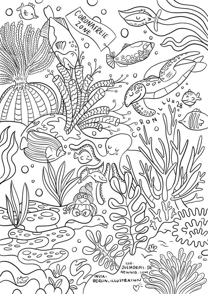 Malvorlagen Fur Kinder Gegen Den Corona Koller Newniq Interior Blog Design Blog Malvorlagen Fur Kinder Malvorlagen Design Blog