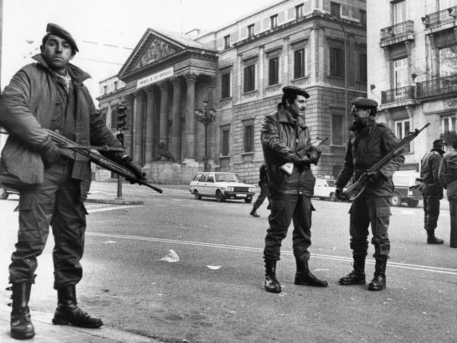 CONGRESO DE LOS DIPUTADOS (Golpe de Estado 23 Febrero 1981)