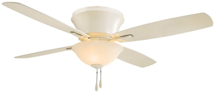 """52"""" Mojo Ii Flushmount 4 Blade Ceiling Fan"""