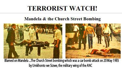 TRUTH!!!   Nelson Mandela WAS A TERRORIST!!!!!