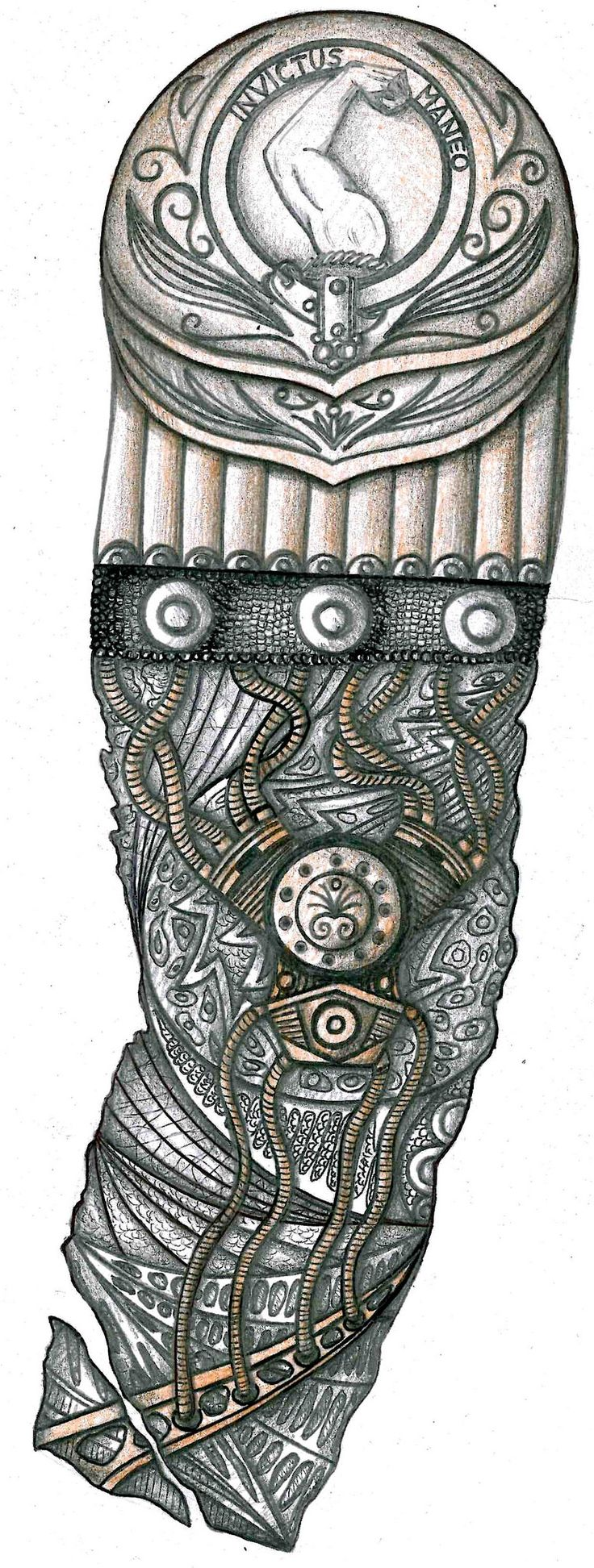 https://flic.kr/p/Cai1GR | Black and Grey Tattoo | black and grey tattoo, zwart grijs tattoos, Zwart en grijs tatoeages | www.popo-shoes.nl