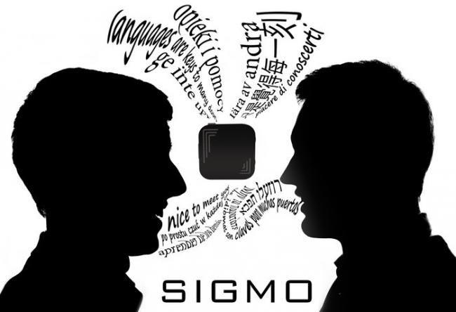 SIGMO, el traductor universal de Star Trek en la vida real
