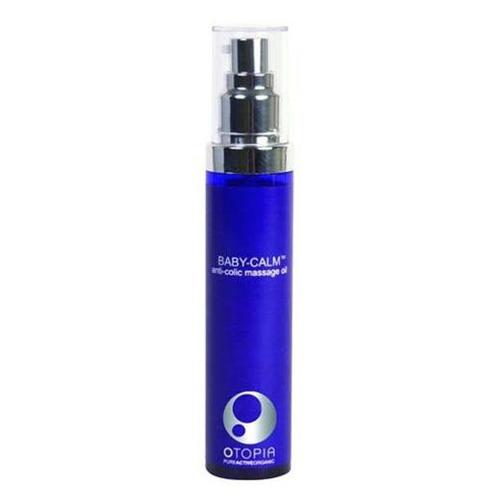 Otopia Baby Calm Anti Colic 1.4-ounce Massage Oil