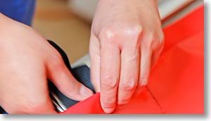 EVAC-Sheet side pocket  Contact Evacuation Chairs Australia: http://www.evacuationchairs.com.au/ Bus: +61 3 9001 5806 | 1300 669 730