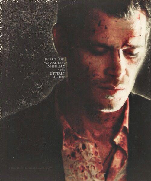 Klaus Mikaelson Quotes: Vampire Diaries
