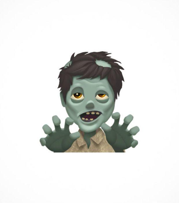 Neue Emojis 2017: Zombie-Emoji