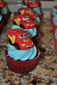 Cars Cupcakes Cuteness!