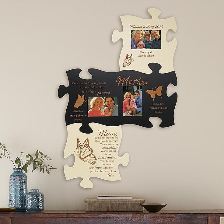 family picture frames 54 best puzzle wall images on puzzle pieces 30695