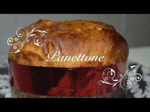 Panettone con Thermomix - Receta de Navidad - Chef de mi Casa
