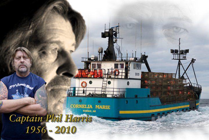 phil harris deadliest catch | in memory of captain Phil Harris