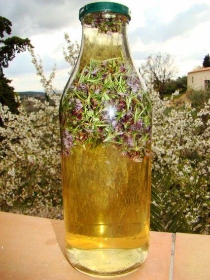 vin de romarin