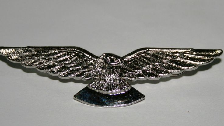 Defence Gifts -  Eagle Wings (Silver), $13.50 (http://www.defencegifts.com.au/eagle-wings-silver/)