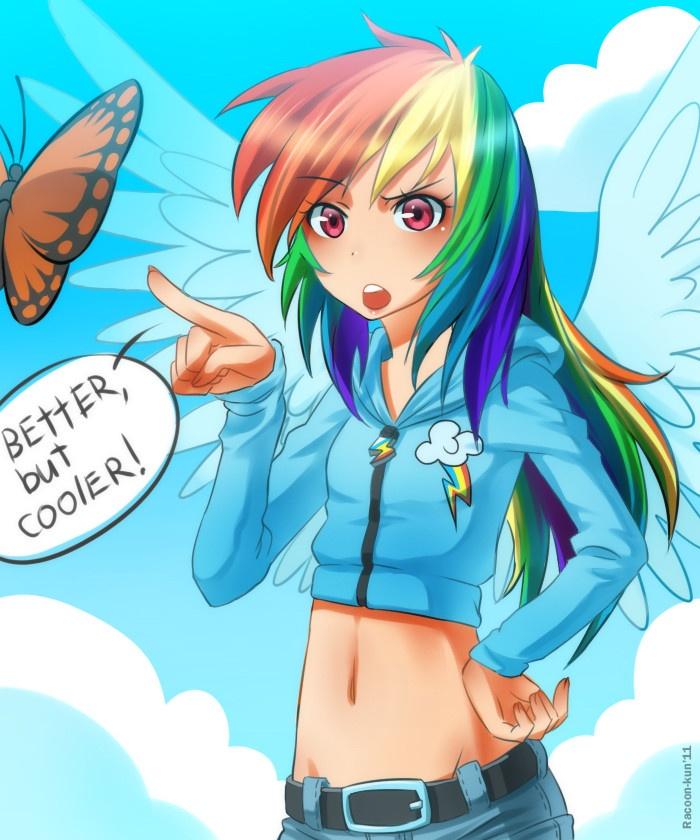 Rainbow dash cosplay porn