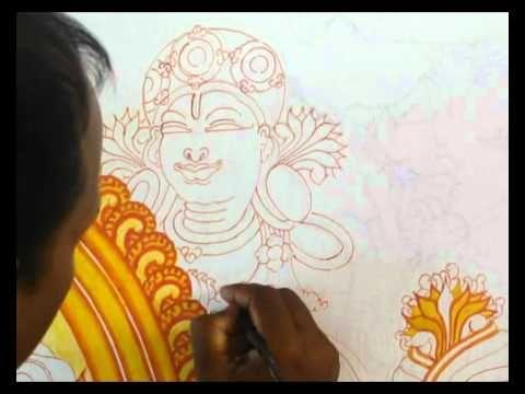HMONGbuy.COM - Kerala-mural-painting