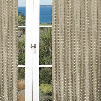 Briscoes - Habitat Mezzo Eyelet Curtains Pair
