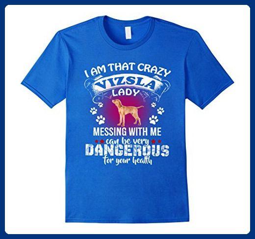 Mens Vizsla Shirt Dog Lover Shirts Mom Dad Men Women Kids T Shirt Medium Royal Blue - Animal shirts (*Amazon Partner-Link)