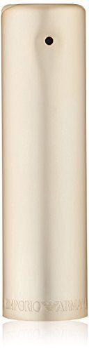 awesome Emporio Armani By Giorgio Armani For Women. Eau De Parfum Spray 3.4 Ounces