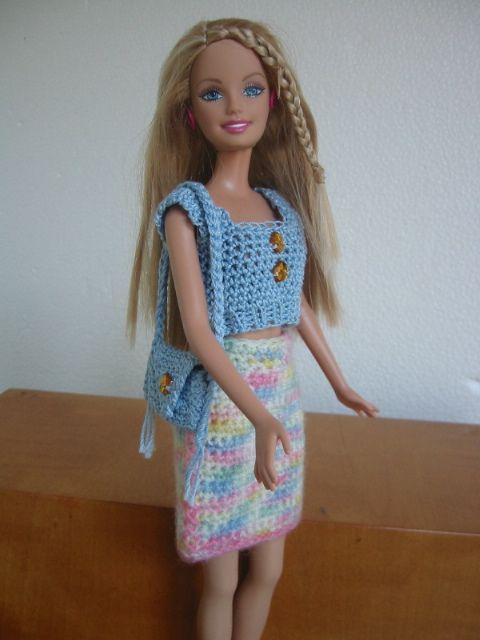 Barbie Top & Bag | Flickr - Photo Sharing!