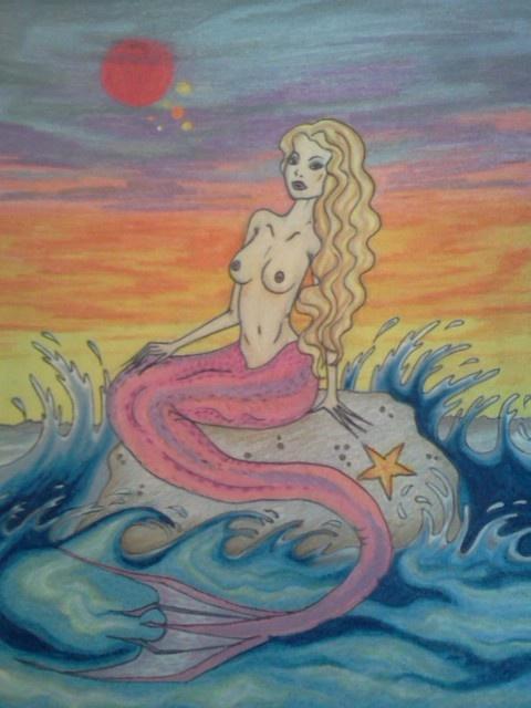 #mermaid #art #abstract #beautiful #mystical