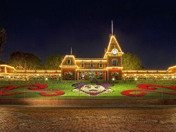 Essay help about Disneyland?