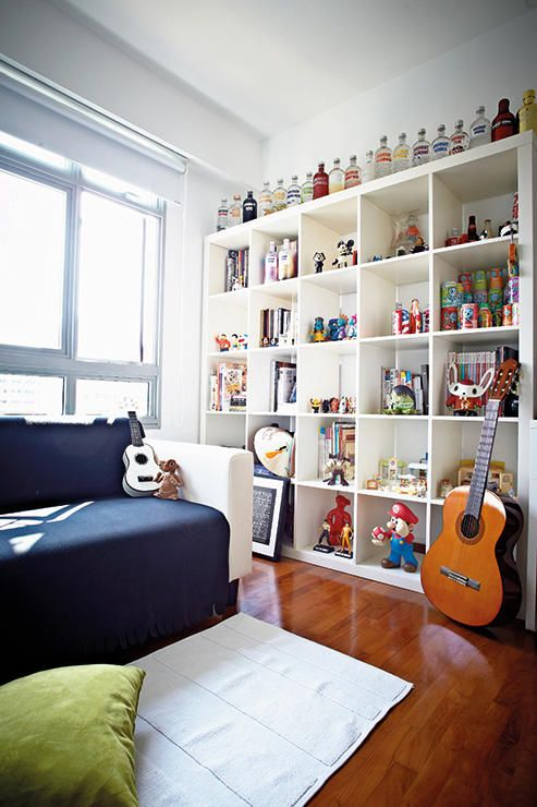 10 amazing toy collectors' homes | Home & Decor Singapore