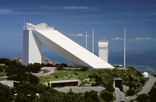 McMath-Pierce Solar Telescope, Kitt Peak in Arizona
