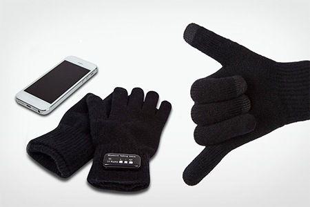 Magiska handskar med #Bluetooth- teknologi