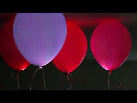 Light Up Your Party with LED Balloons | Brit + Co