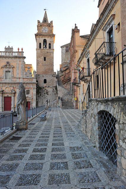 Caccamo, Sicily, Italy