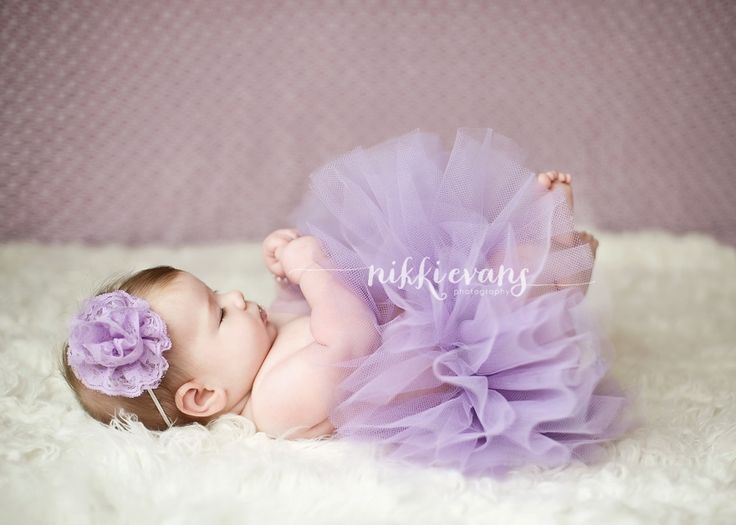 4 month old session in studio, posing a four month old