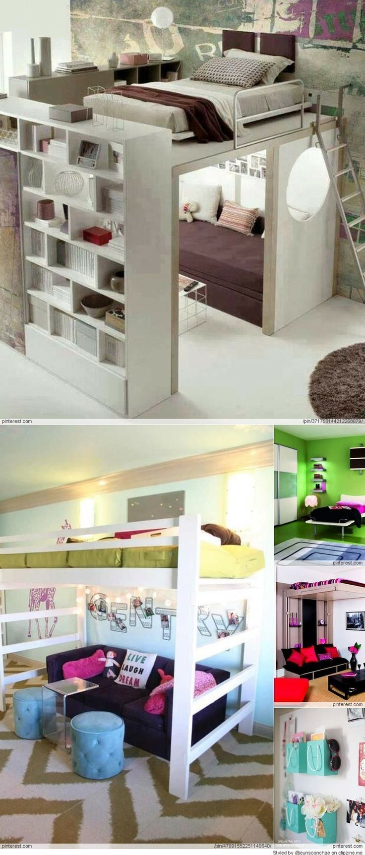 Room Decorating Ideas For Teenage Girls: