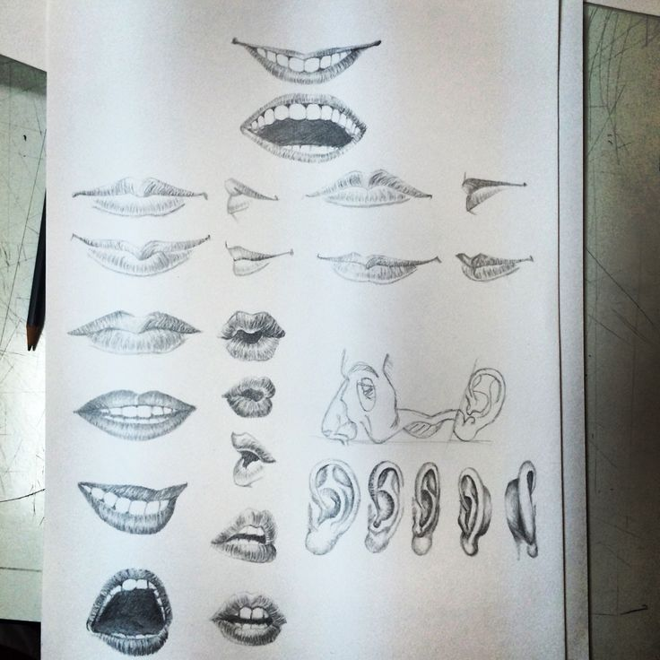 Mouths by Layana Khankan