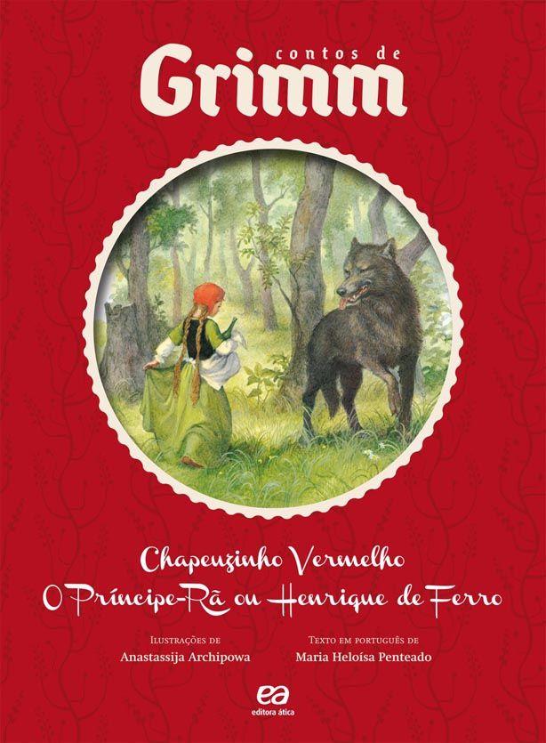 Os melhores livros dos Irmãos Grimm - Educar para Crescer