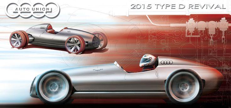 Type Of Car >> Type D Revival Concept | Car design... | Pinterest