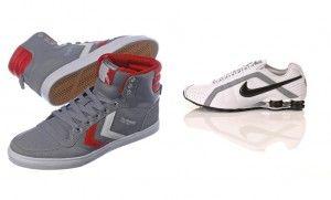 Sneakers på sommerudsalg hos Smartguy