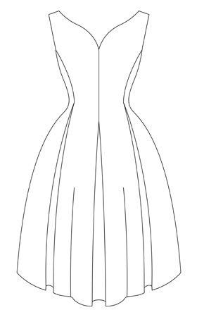We just love these vintage inspired dress patterns. http://www.sewladidavintage.com/index.php/vintage-sewing-patterns
