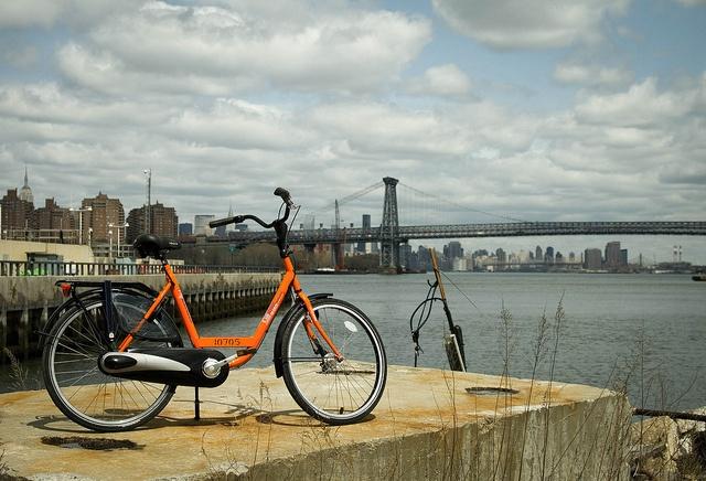 Batavus Personal Bike in Manhattan