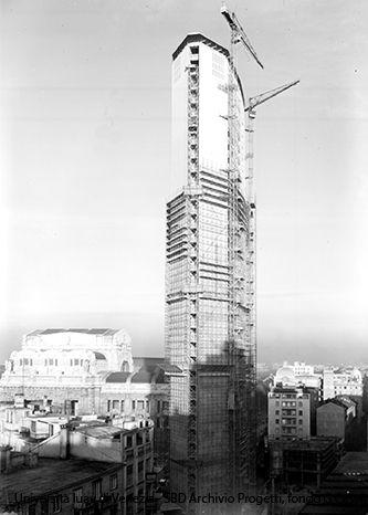 AD Classics: Pirelli Tower / Gio Ponti, Pier Luigi Nervi