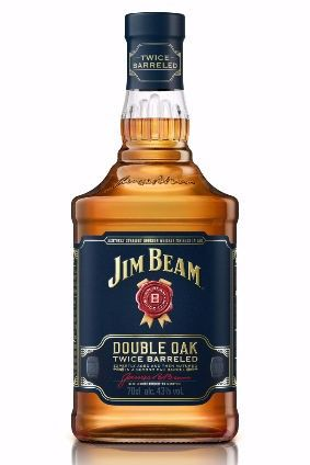 Jim Beam Double Oak Kentucky Straight Bourbon,