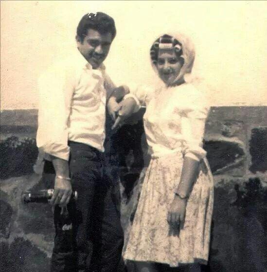 Vicente Fernandez y su esposa cuquita   Vicente Fernandez Y Su Esposa