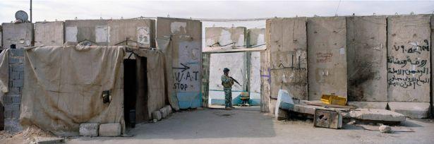 Baghdad, Baida Quater; Iraq, 2012